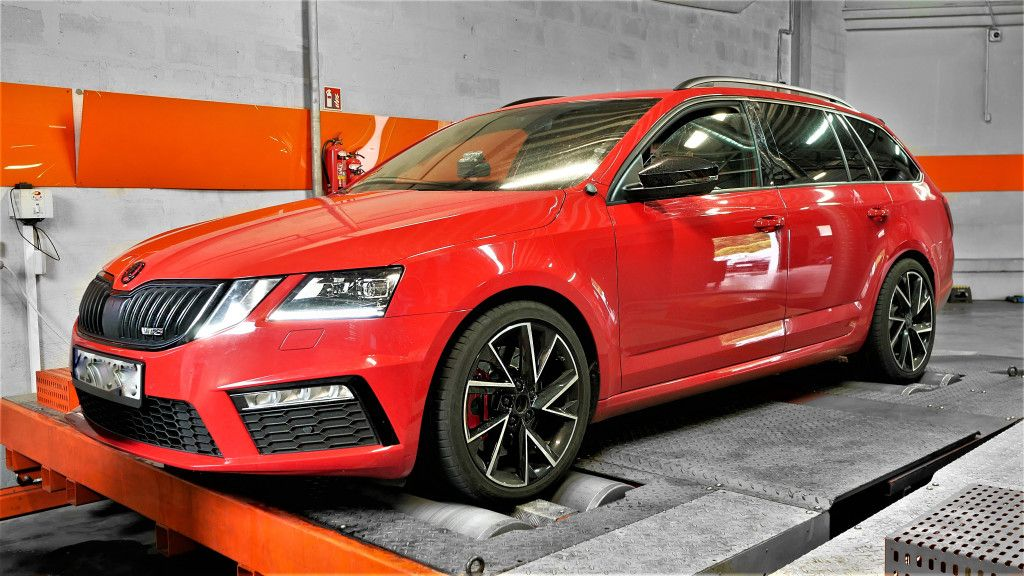 Chip Tuning File Skoda Octavia Rs 2 0si 245hp Stage 3 Simos 18 1