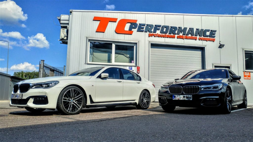 TC Performance - office and workshop with dynamometer